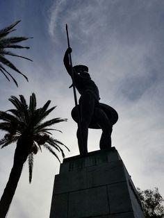 Achilles #Corfu