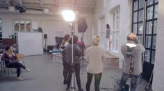 """This is """"Eurosko Backstage photoshoot Trend by Eurosko on Vimeo, the home for high quality videos and the people who love them."""