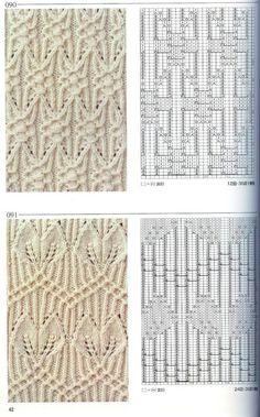 vzory na pletení – jana babavá – Webová alba Picasa