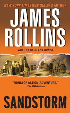 James Rollins ALWAYS writes a great book! I love his books & every time I finish a book by James, I want to go out & buy another one or two or three! ;)