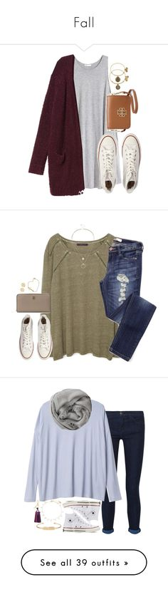 """""""Fall"""" by laurenelias01 ❤ liked on Polyvore featuring H&M, Monki, Converse, Tory Burch, Alex and Ani, Violeta by Mango, Sole Society, Blu Bijoux, Current/Elliott and Brunello Cucinelli"""