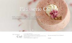 Le joli site de la Pâtisserie Ciel à Paris : http://www.patisserie-ciel.com/