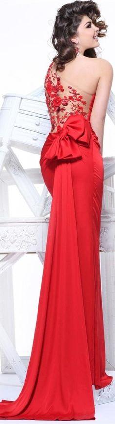 #Tarik Ediz couture 2015/?? Red Dresses #