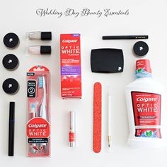 Wedding Whites with Optic White + Join us for a Twitter Party! #Colgate #OpticWhite #WeddingMonth http://bit.ly/1lc9DHM
