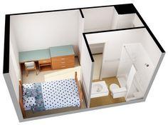 Housing residence life prospective residents for Interior decoration for 1rk
