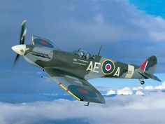 Spitfire - EP120 - The Fighter Collection