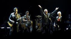 Concertrecensie: Autobiografische rockshow U2 is emotioneel en intens | NU - Het laatste nieuws het eerst op NU.nl