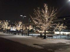 Drammen torg - Dec. 2013