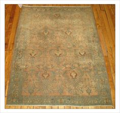 """Saruck  Rug Number: 7335 Size: 3'4"""" x 4'6""""    Rugs R Us Online,"""