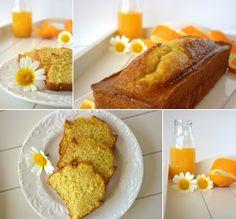Bolo de laranja e azeite para o dia do pai