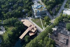 Gallery of Visual Arts Building at the University of Iowa / Steven Holl Architects - 6