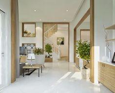 Diseño de Interiores Llenos de Textura y Obras de Arte de Buen Gusto   Decoración