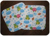 Cloth wipes,  Cloth wipes are easy to just throw in the wash with your diapers and they are softer and more gentle for yoru baby too.
