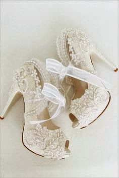 20 vintage wedding shoes, the WOW - Braut - Heels Perfect Wedding, Dream Wedding, Wedding Day, Wedding Gifts, Wedding Story, Perfect Bride, Wedding 2015, Wedding Album, Wedding Wishes