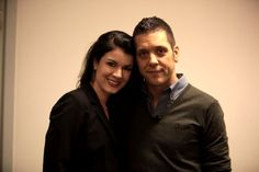 with Gabrielle Miller...