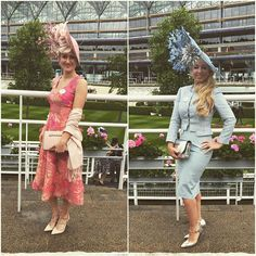 Day One Royal Ascot Fashion Royal Ascot, Mad, Dresses, Fashion, Vestidos, Moda, Fashion Styles, Dress, Fashion Illustrations