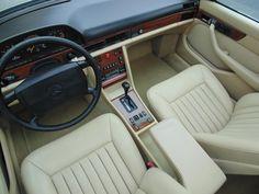 Pre 1987 interior