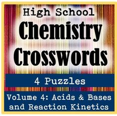 Ap chemistry question of the day is about alpha particles find out high school chemistry crossword puzzles volume 4 acids bases kinetics fandeluxe Images