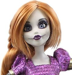 Once Upon A Zombie Rapunzel: From Argos.