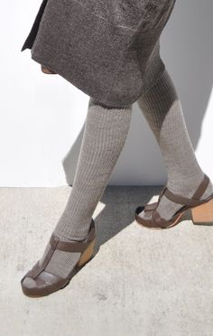 A Détacher Over The Knee Socks - Anaïse