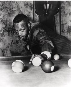 Cisero Murphy (1937 – 1996) was an American professional pool player. Murphy was the first African-American professional pocket billiards player to ever win world and U.S. national titles.[1][2] He is also one of two players to win the world title on a first attempt, the other being Ray Martin who won the title in 1971