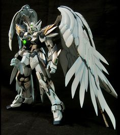 GUNDAM GUY: Wing Zero 'Night of Zero' - Customized Build
