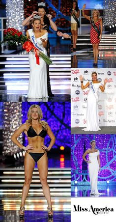 Congrats to Miss New York, Mallory Hagan for becoming Miss America!