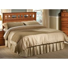 The Orchard Park Headboard is a simple yet stylish piece that would make a great addition to any bedroom.