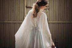 Dreamy Wedding Shoot with a Bohemian Folk Vibe   Love My Dress® UK Wedding Blog