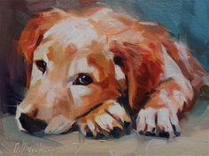 "Daily Paintworks - ""Teddy bear"" - Original Fine Art for Sale - © Oleksii Movchun"