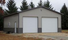 Diy garage kits metal garage kits do it yourself construction 40 x 40 garage apartment plans solutioingenieria Images