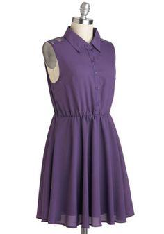 I Lilac You Too Dress, #ModCloth