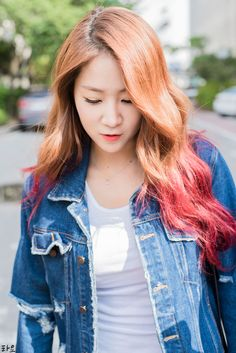 Loving SoYou's current hair