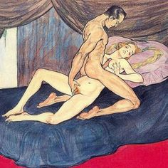 Best of 1920 Erotic Cartoons