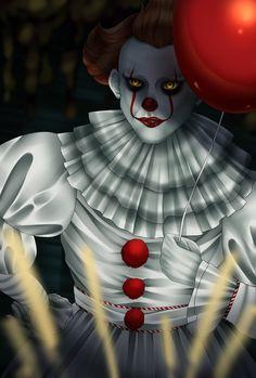 Pennywise The Dancing Clown, Creepy Clown, Future Clothes, Line Design, Clowns, Netflix, Dance, Comics, Random