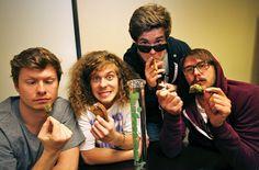 #hightimes #workaholics #stoners #420 #710 #ogkush #losangeles #dabs #roor #bongrips #ders #karl #blakeanderson #adamdevamp #adamdevine #andersholm #comedycentral #fittedera.com www.fittedera.com