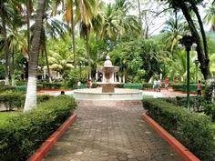 La Plaza de la Huacana Michoacan