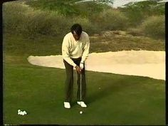 Seve Ballesteros - The Short Game - The Golf Instructional Video - Complete Golf Wedges, Golf Chipping Tips, Golf Putting Tips, Golf Day, Golf Videos, Golf Lessons, Play Golf, Golf Tips, Golf Clubs