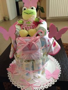 Torta pannolini...:-)
