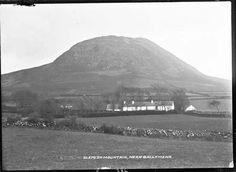 Slemish Mountain, near Ballymena, Co. Antrim