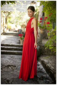 Art Symphony: The Red Dress