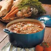 low carb soup recipes- Hearty Beef Soup