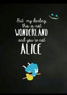 20 Inspiring Alice in Wonderland Quotes #alice in #wonderland