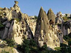 Kapadokya (Cappadocia), Turkey