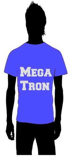 Mega Tron  Calvin Johnson  The Detroit Lions    for information on how to order email thoseplayertees@gmail.com