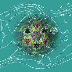 Kaleidoskopfisch