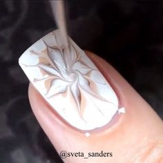 --Video Pin-- Dry marble nails by Sveta_Sanders Tag someone that would enjoy this Turn on notifications Gel Nail Designs, Simple Nail Designs, Marble Nails, Acrylic Nails, Navy Nails, Nail Art Videos, Make Up Art, Girls Nails, Nail Tutorials