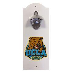 Ucla Bruins Wall-Mounted Bottle Opener, Multicolor