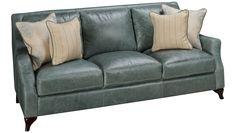 Simon Li -Camden-Camden Leather Sofa - Jordan's Furniture