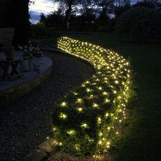 280 Warm White Net Lights